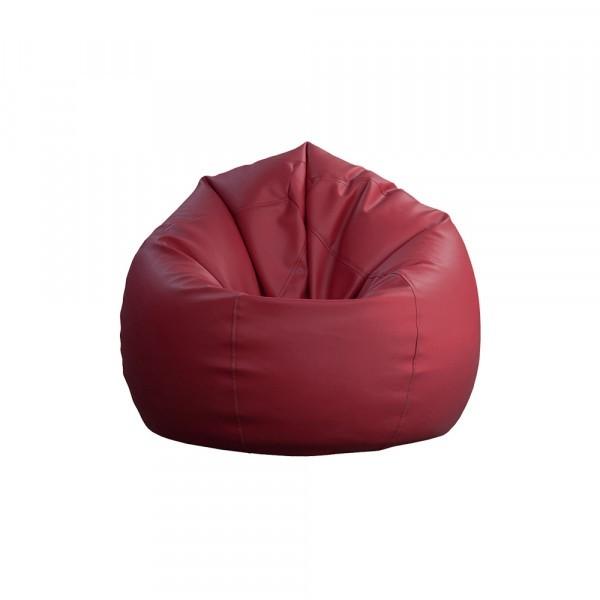 Sedalna vreča BAGGIE XXL - več barv -Bordo rdeča