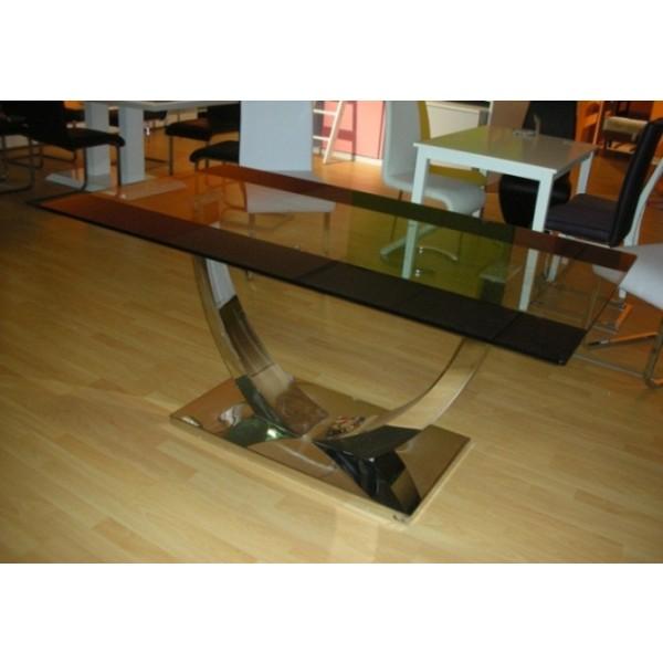 Steklena jedilna miza AVDITORIJ