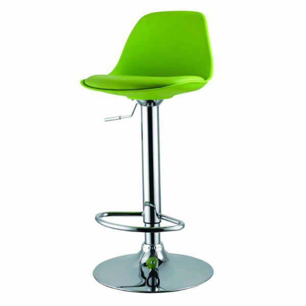 Barski stol PERIO II-Zelena