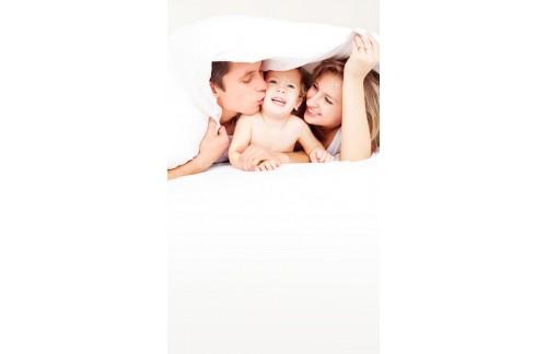 Spalni set za mlade družine