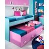 Otroška soba Colombini Volo V329 - postelja