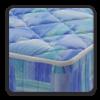 prevleka iz poslikane netkane tekstilije