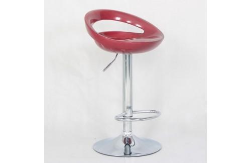 Barski stol BIBI-Rdeča