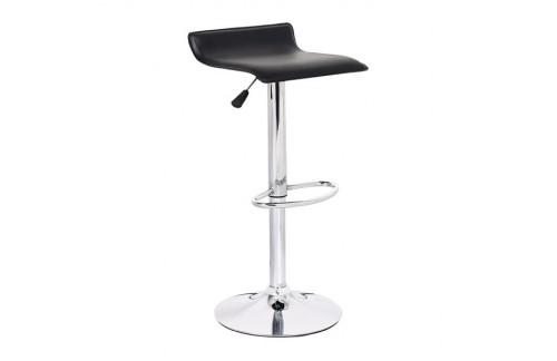 Barski stol WAVE II-Črna