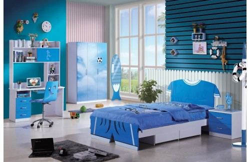Otroška soba Blue Football