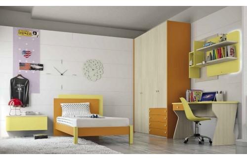 Otroška soba Colombini Volo C101