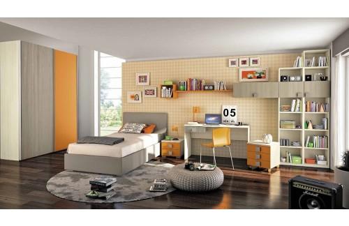Otroška soba Colombini Volo C103
