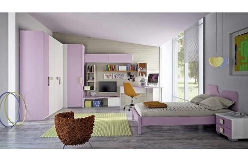 Otroška soba Colombini Volo C104