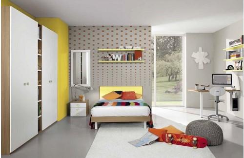 Otroška soba Colombini Volo C111