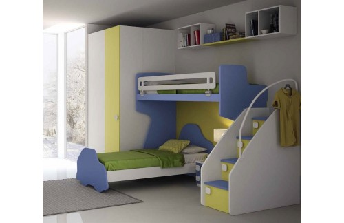 Otroška soba Colombini Volo C118