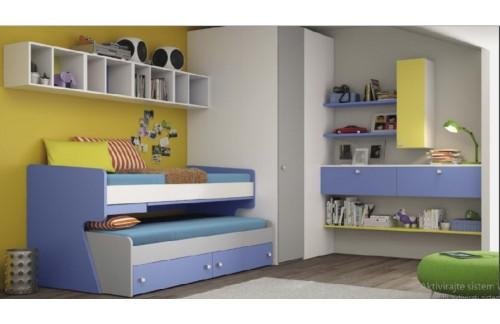 Otroška soba COLOMBINI Eresem C12