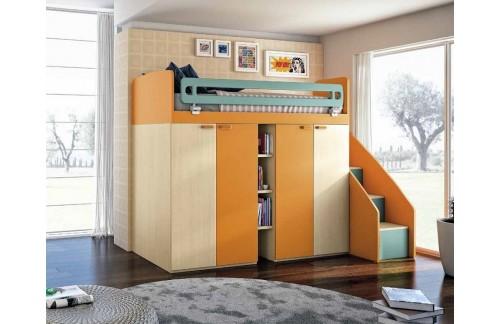 Otroška postelja Bloomer