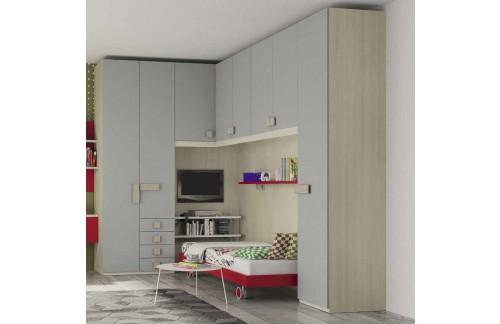 Otroška soba Colombini Volo C123