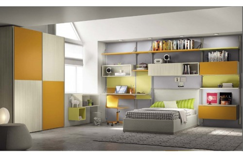 Otroška soba COLOMBINI Eresem C02