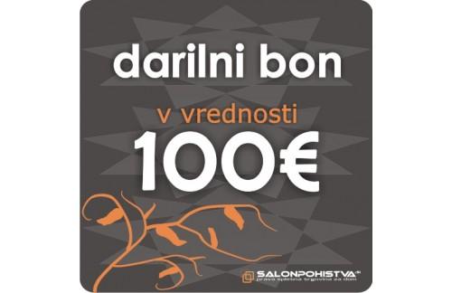 Darilni bon SalonPohistva.si 100€