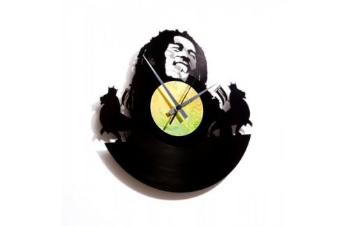 Stenska ura Disc'o'clock Bob
