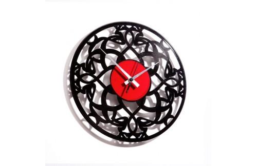 Stenska ura Disc'o'clock Deco' #2