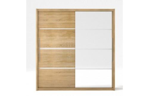 Garderobna omara SAMY - več dimenzij