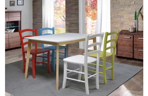 Jedilna miza Cool, 138x80 - POŠKODOVANO