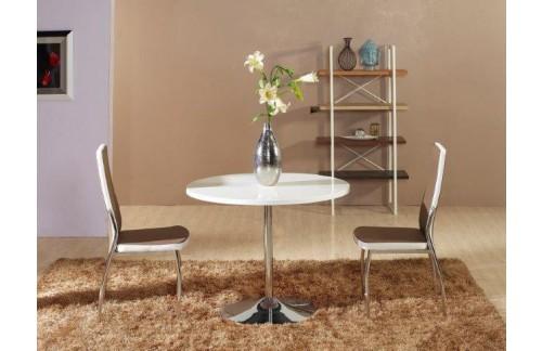 Okrogla miza LEO (90 cm)