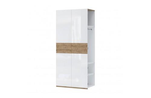 Dodatna 2-delna garderobna omara Stela