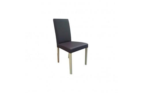 Jedilni stol KANZONA - natur lesene noge