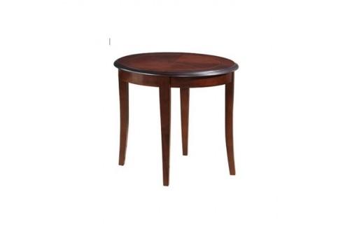 Klubska mizica ANTIK - okrogla