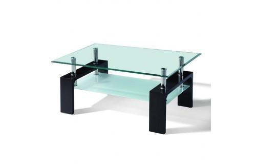 Klubska mizica Intro-Črna