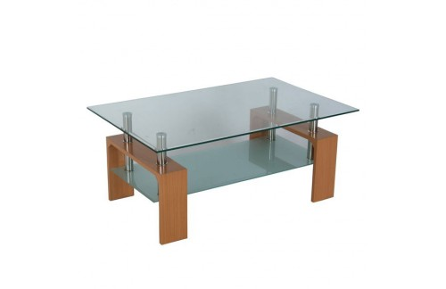 Klubska mizica Intro-Bukev
