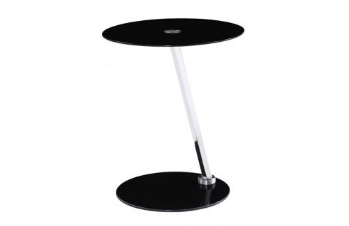 Klubska mizica Matias - črna
