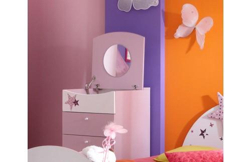 Komoda z ogledalom Fairy