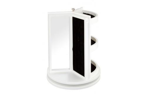 Komoda za nakit NADIA z ogledalom