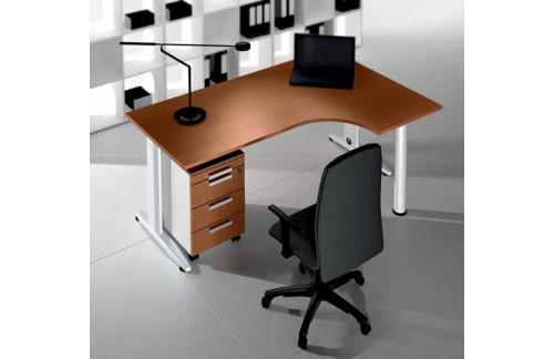 Kotna pisalna miza s predalnikom TK05-1