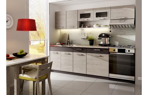 Kuhinja MORENO PICARD 2,4 m - AKCIJA