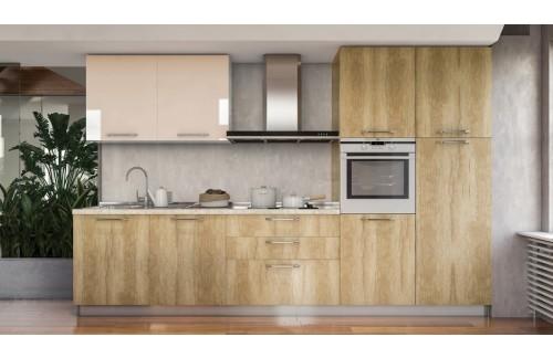 Kuhinja LIRA 320 cm - več barv (TUDI PO NAROČILU)