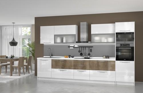 Kuhinja LIRA 360 cm - več barv (TUDI PO NAROČILU)