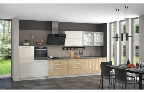 Kuhinja LIRA 390 cm - več barv (TUDI PO NAROČILU)