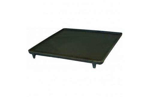 Litoželezna plošča Gorenc, 40×40 cm