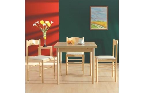 Raztegljiva jedilna miza PISA-Natur-80x80 - EKSPONAT