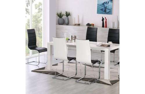 Jedilna miza URBANA III, 140x80 - POŠKODOVANO