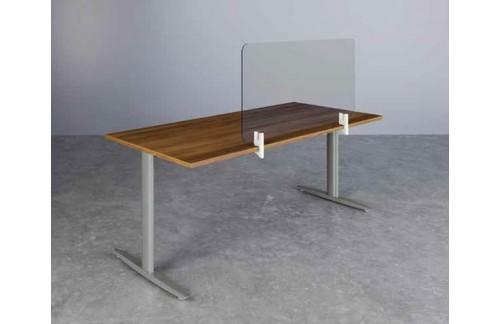 Pisalna miza TK120 - 160x80 - Noce Sorrento (NR7K) ZADNJI KOS