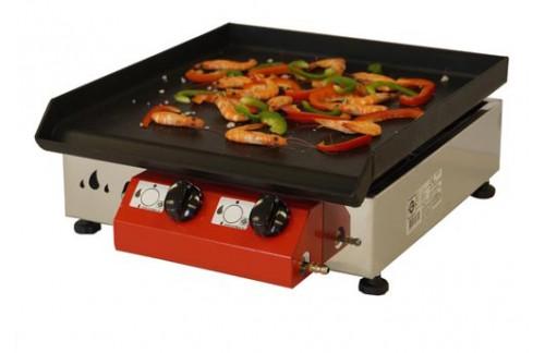 Namizni plinski žar Gorenc, 40 x 40, kuhalnik, Fe plošča