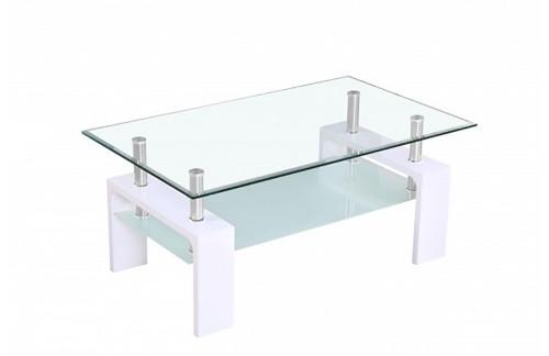 Klubska miza NEXT-bela