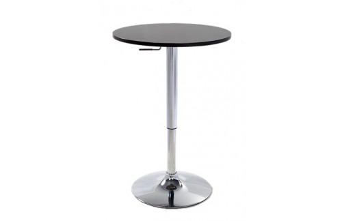 Okrogla barska miza Alexia (nastavljiva po višini)