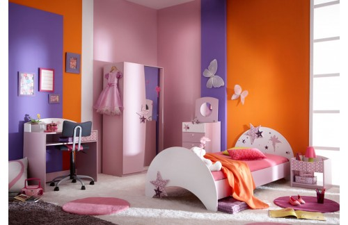 Otroška soba Fairy (mali komplet)