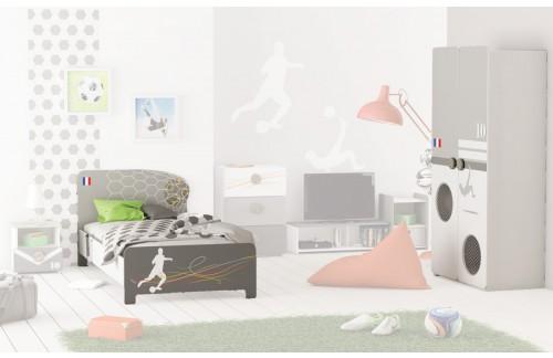 Otroška soba Foot (mali komplet)