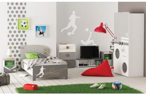 Otroška soba Foot (veliki komplet)