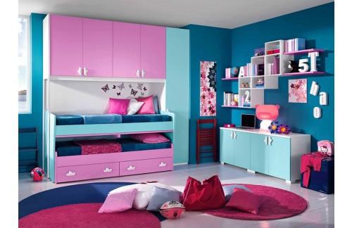 Otroška soba Colombini Volo V329