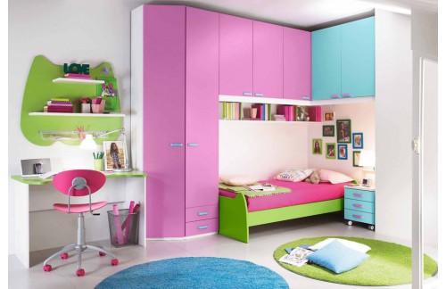 Otroška soba Colombini Volo V335