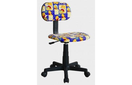 Pisarniški stol Pooh (modra)